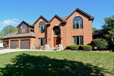 Addison Single Family Home For Sale: 1140 Wood Avenue