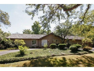 Hinsdale Single Family Home For Sale: 400 Bonnie Brae Road