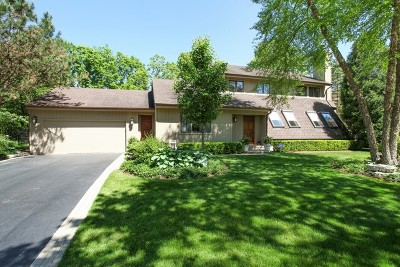 Lake Forest Single Family Home For Sale: 1071 Mount Vernon Avenue