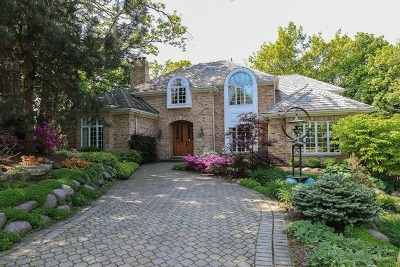 Oak Brook Single Family Home For Sale: 908 St Stephen's Green