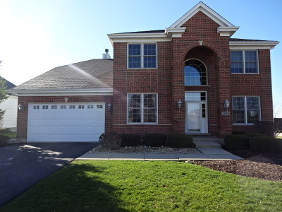 North Aurora Single Family Home Contingent: 2016 Westover Road
