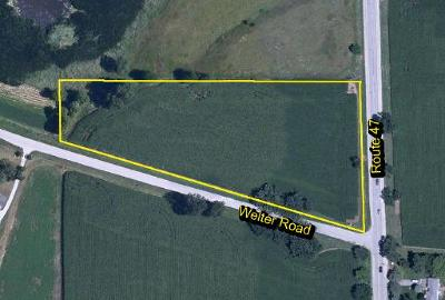 Maple Park Residential Lots & Land For Sale: 00 Welter Road