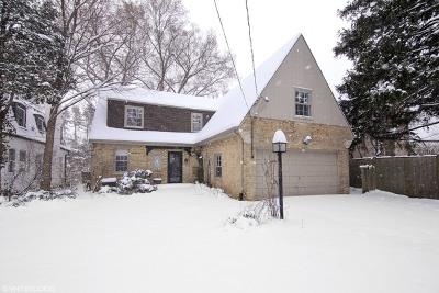 Winnetka Single Family Home Contingent: 1518 Edgewood Lane