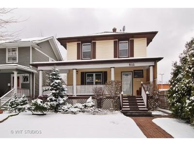 Oak Park Single Family Home For Sale: 511 South Lyman Avenue
