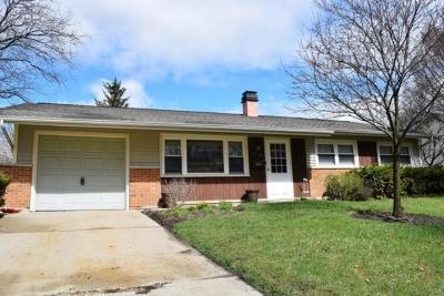 Hoffman Estates Single Family Home Price Change: 470 Amherst Lane
