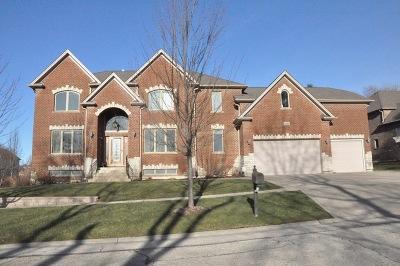 Palatine Single Family Home Price Change: 1130 North Deer Avenue