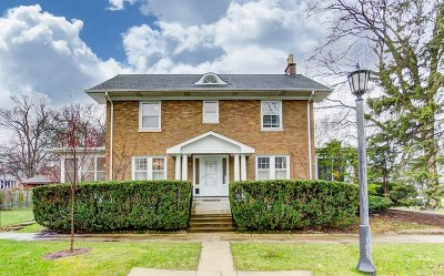 La Grange Single Family Home Contingent: 97 Dover Avenue