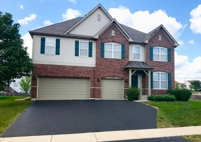 Joliet Single Family Home Contingent: 1003 Angelica Circle