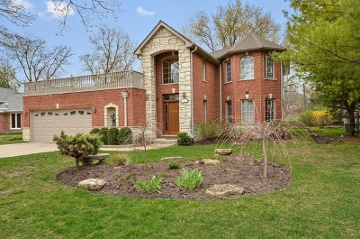 Wilmette Single Family Home For Sale: 320 Beverly Drive