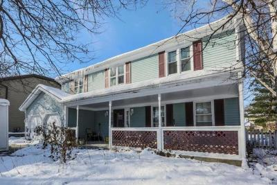 Bartlett Single Family Home Contingent: 814 Brookside Drive