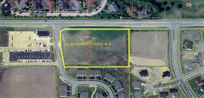 Lake In The Hills Residential Lots & Land For Sale: 0000 Ackman Road