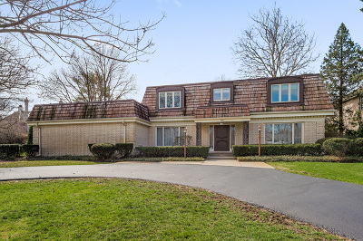 Hinsdale Single Family Home Contingent: 8 Charleston Road