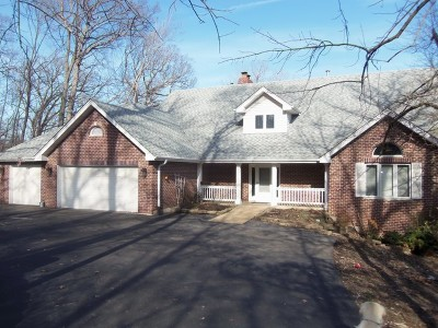 Palos Park Single Family Home For Sale: 8440 West 122nd Place