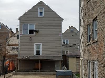 Multi Family Home For Sale: 2352 South Sacramento Avenue