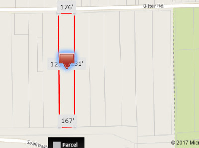 Aurora  Residential Lots & Land For Sale: 2025 Bilter Road