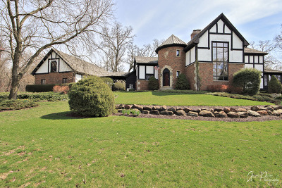 McHenry Single Family Home For Sale: 4816 Hickory Lane