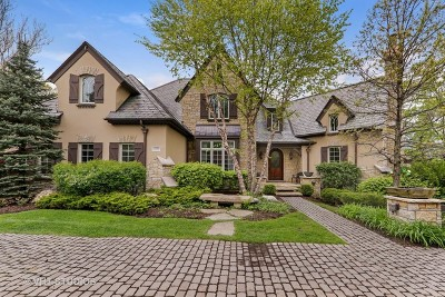Downers Grove Single Family Home Contingent: 4500 Downers Drive
