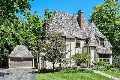 Highland Park Single Family Home For Sale: 477 Hazel Avenue