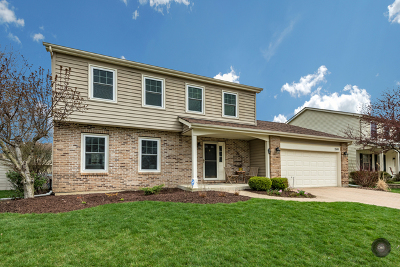 Naperville IL Single Family Home Sold: $369,000