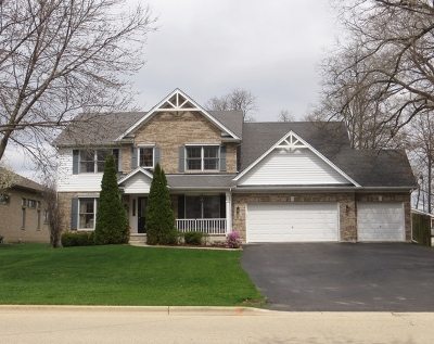 Darien Single Family Home For Sale: 2242 Manning Road