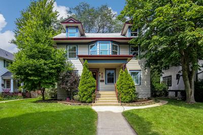 Oak Park Single Family Home For Sale: 515 Clinton Avenue