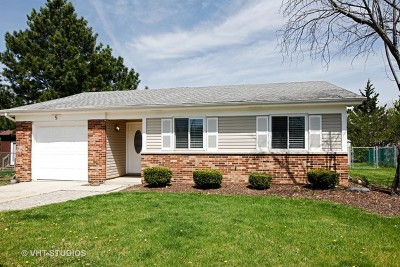 Woodridge Single Family Home Contingent: 5 Red Wing Court