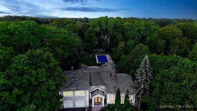 Winnetka Single Family Home For Sale: 1339 Trapp Lane