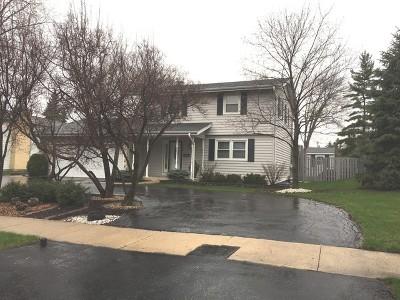 Roselle Single Family Home Contingent: 328 East Walnut Street