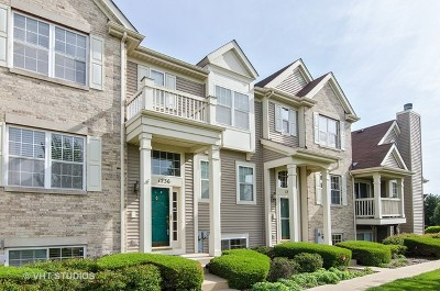 Pingree Grove Condo/Townhouse Contingent: 1236 Derry Lane #1236