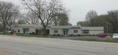Flossmoor Commercial For Sale: 19501 Governors Highway