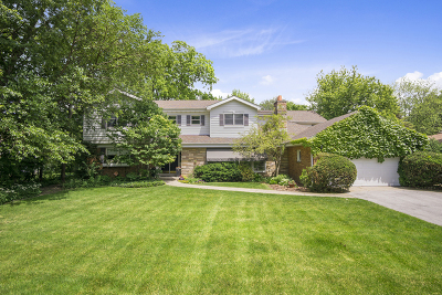 Flossmoor Single Family Home For Sale: 719 Bruce Avenue