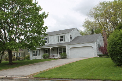 Batavia Single Family Home Re-activated: 1119 Dover Court