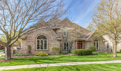 Lisle Single Family Home Contingent: 6190 Tyrnbury Drive