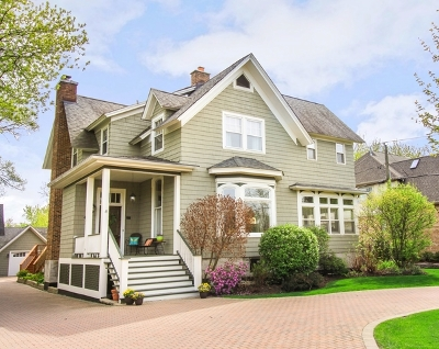 Hinsdale Single Family Home For Sale: 312 East 55th Street