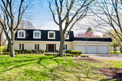 Lake Forest Single Family Home For Sale: 125 North Ridge Road