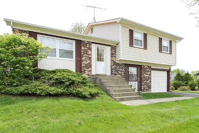 Hoffman Estates Single Family Home Price Change: 4464 Harbor Circle