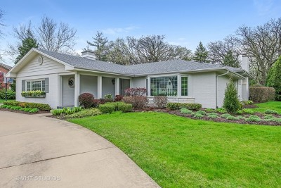 Oak Brook Single Family Home For Sale: 37 Windsor Drive