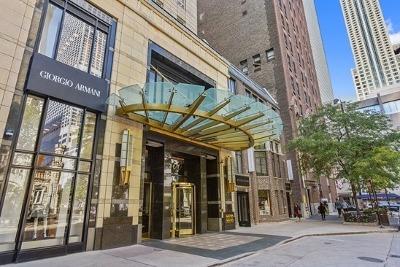 Chicago Condo/Townhouse For Sale: 800 North Michigan Avenue #60PHN