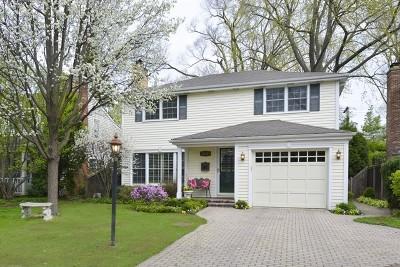Wilmette Single Family Home For Sale: 2126 Elmwood Avenue