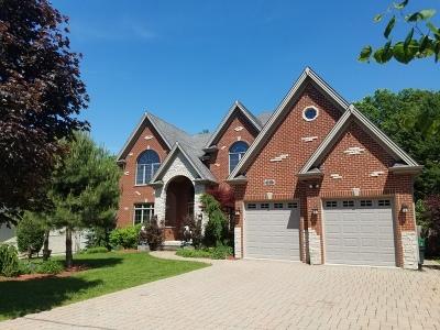 Burr Ridge Single Family Home Contingent: 8801 Skyline Drive