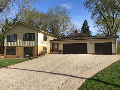 Johnsburg Single Family Home For Sale: 3717 Hillcrest Place