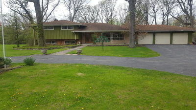 Oak Brook Single Family Home For Sale: 3412 York Road