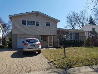 Mount Prospect Single Family Home Contingent: 107 South Kenilworth Avenue