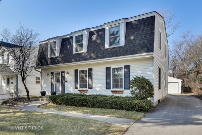 Glen Ellyn Single Family Home Contingent: 776 Pleasant Avenue
