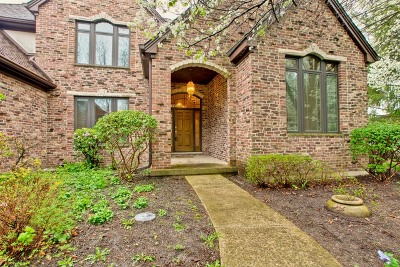 Crystal Lake Single Family Home Contingent: 4119 Niblick Court