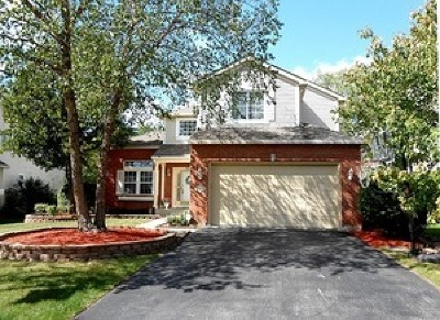 Woodridge Single Family Home Contingent: 8982 Coppergate Road