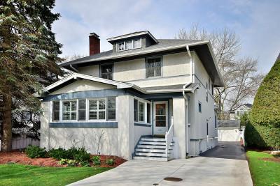La Grange Single Family Home For Sale: 316 South Brainard Avenue