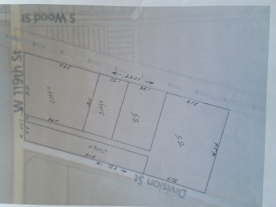 Residential Lots & Land For Sale: 1830 West 119th Street