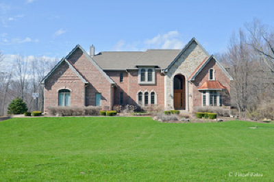 Crystal Lake Single Family Home Price Change: 3845 Carlisle Drive