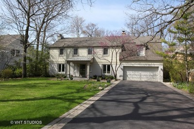 Highland Park Single Family Home For Sale: 1100 Linden Avenue